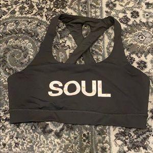 Lululemon soulcycle bra